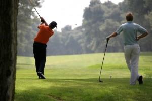two-golfers